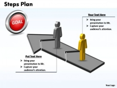 PowerPoint Layout Strategy Steps Plan 2 Stages Style 2 Ppt Themes