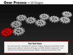 PowerPoint Layouts Business Gears Process Ppt Designs