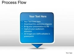 PowerPoint Layouts Business Process Flow Ppt Templates