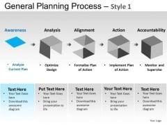 PowerPoint Layouts Business Teamwork General Planning Process Ppt Design Slides