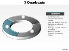 PowerPoint Layouts Chart Quadrants Ppt Templates