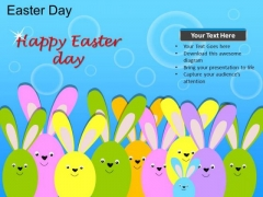 PowerPoint Layouts Download Easter Day Ppt Theme