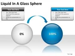 PowerPoint Layouts Editable Liquid Ppt Slides