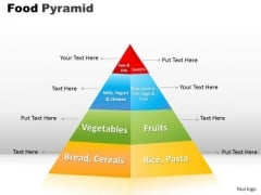 PowerPoint Layouts Food Pyramid Image Ppt Design