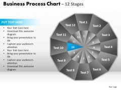 PowerPoint Layouts Growth Circular Quadrant Ppt Presentation
