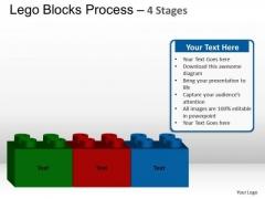 PowerPoint Layouts Leadership Lego Blocks Ppt Design