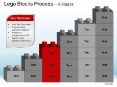 PowerPoint Layouts Leadership Lego Blocks Ppt Slides