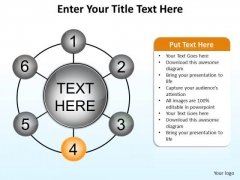 PowerPoint Layouts Process Enter Your Title Ppt Backgrounds