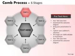 PowerPoint Layouts Process Wheel And Spoke Process Ppt Template