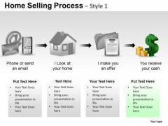 PowerPoint Layouts Strategy Home Selling Ppt Design Slides