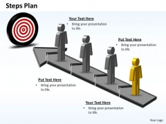 PowerPoint Layouts Strategy Steps Plan 4 Stages Style 6 Ppt Slides