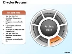 PowerPoint Layouts Success Circular Process Ppt Process