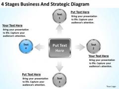 PowerPoint Presentation And Strategic Diagram Ppt 5 Business Plan Development Slides