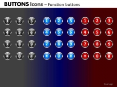 PowerPoint Presentation Business Competition Buttons Icons Ppt Designs
