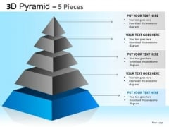 PowerPoint Presentation Business Teamwork Pyramid Ppt Templates