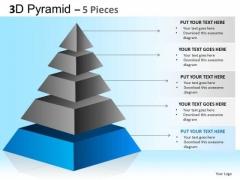 PowerPoint Presentation Business Teamwork Pyramid Ppt Templates
