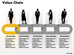 PowerPoint Presentation Chart Designs Business Value Chain Ppt Slide