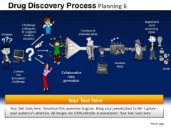 PowerPoint Presentation Chart Drug Discovery Ppt Slide