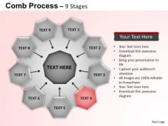 PowerPoint Presentation Circular Flow Diagram Ppt Template
