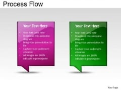 PowerPoint Presentation Company Process Flow Ppt Themes