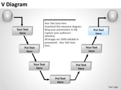 PowerPoint Presentation Company V Diagram Ppt Theme