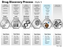 PowerPoint Presentation Designs Chart Drug Discovery Ppt Themes