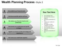 PowerPoint Presentation Designs Growth Wealth Planning Ppt Theme