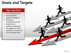 PowerPoint Presentation Designs Image Goals And Targets Ppt Design