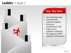 PowerPoint Presentation Designs Leadership Ladder Ppt Design