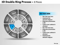 PowerPoint Presentation Designs Process Double Ring Ppt Designs