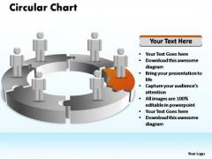 PowerPoint Presentation Designs Sales Circular Ppt Presentation