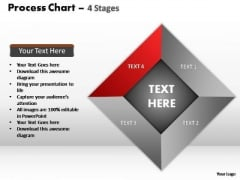 PowerPoint Presentation Designs Strategy Process Chart Ppt Template