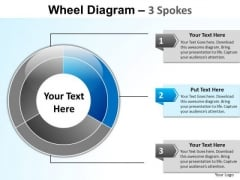 PowerPoint Presentation Editable Wheel Diagram Ppt Slide Designs