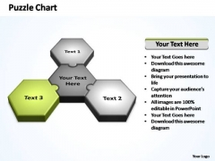 PowerPoint Presentation Graphic Business Strategy Puzzle Ppt Design Slides