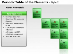 PowerPoint Presentation Image Periodic Table Ppt Layouts