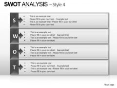 PowerPoint Presentation Image Swot Analysis Ppt Process