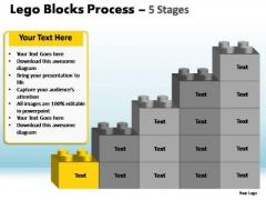 PowerPoint Presentation Marketing Lego Ppt Template