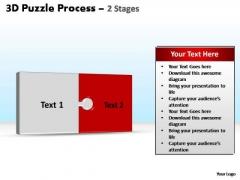 PowerPoint Presentation Marketing Puzzle Ppt Theme