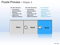 PowerPoint Presentation Marketing Puzzle Ppt Themes