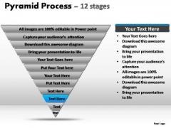 PowerPoint Presentation Marketing Pyramid Process Ppt Designs
