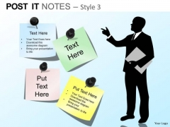 PowerPoint Presentation Post It Notes Style 3 Ppt 8