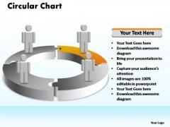 PowerPoint Presentation Process Circular Ppt Process