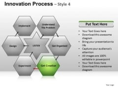 PowerPoint Presentation Sales Hexagon Chart Ppt Backgrounds