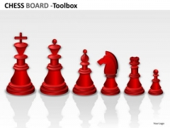 PowerPoint Presentation Slides Chess Team Leadership