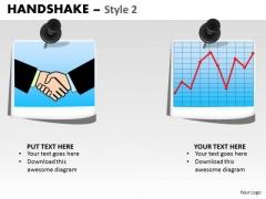 PowerPoint Presentation Strategy Handshake Ppt Slide Designs