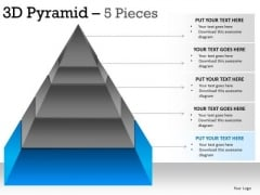 PowerPoint Presentation Strategy Pyramid Ppt Process