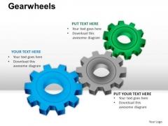 PowerPoint Presentation Success Gear Wheel Ppt Designs