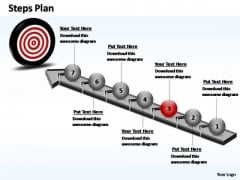 PowerPoint Process Business Steps Plan Ppt Theme