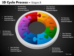 PowerPoint Process Circular Chart Cycle Process Ppt Process