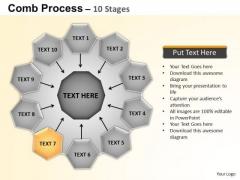 PowerPoint Process Circular Flow Diagram Ppt Presentation